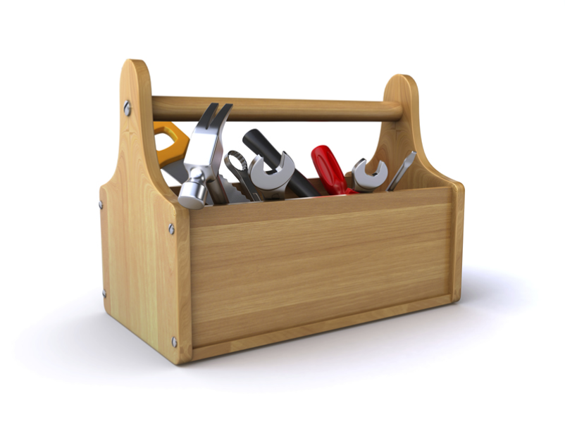 Whats In Your Catholic Toolbox